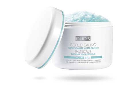 Toning Anti-Fatigue Salt Scrub