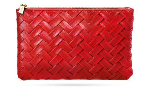 Pochette Red Twist