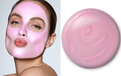 Smoothing Holographic Mask Peel-Off - PUPA Milano