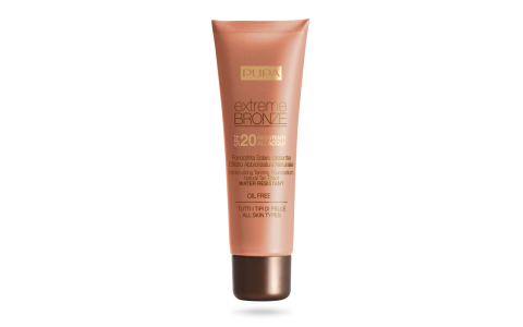 Extreme Bronze Moisturizing Tanning Foundation SPF 20 - Water Resistant