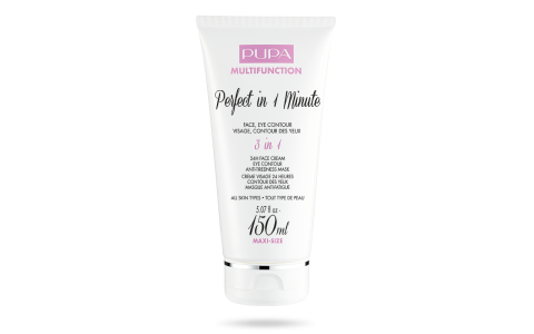 Perfect in 1 Minute Face, Eye Contour - PUPA Milano