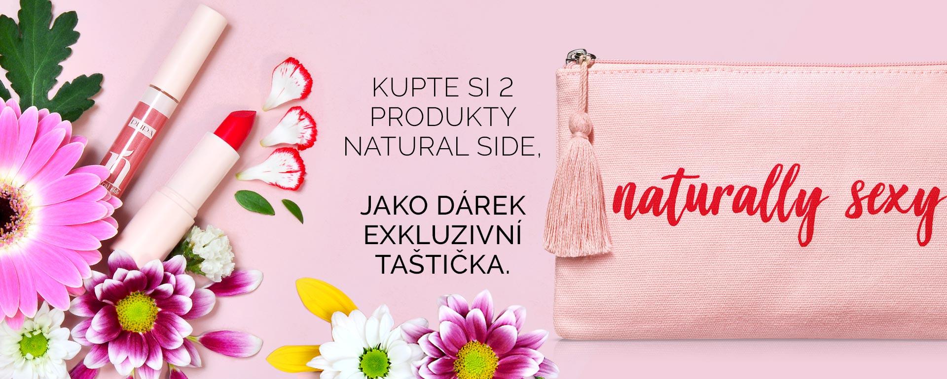 Natural side- PUPA Milano