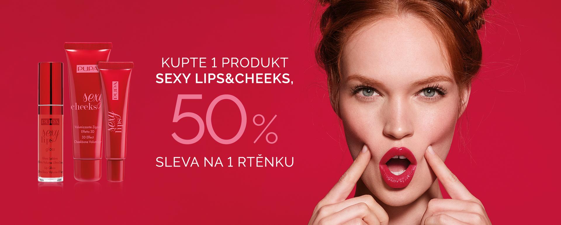 Promo sexy lips and cheeks - PUPA Milano