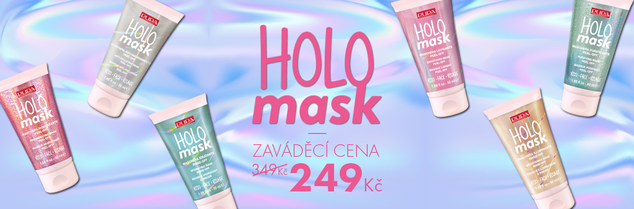 Holo Mask Promo