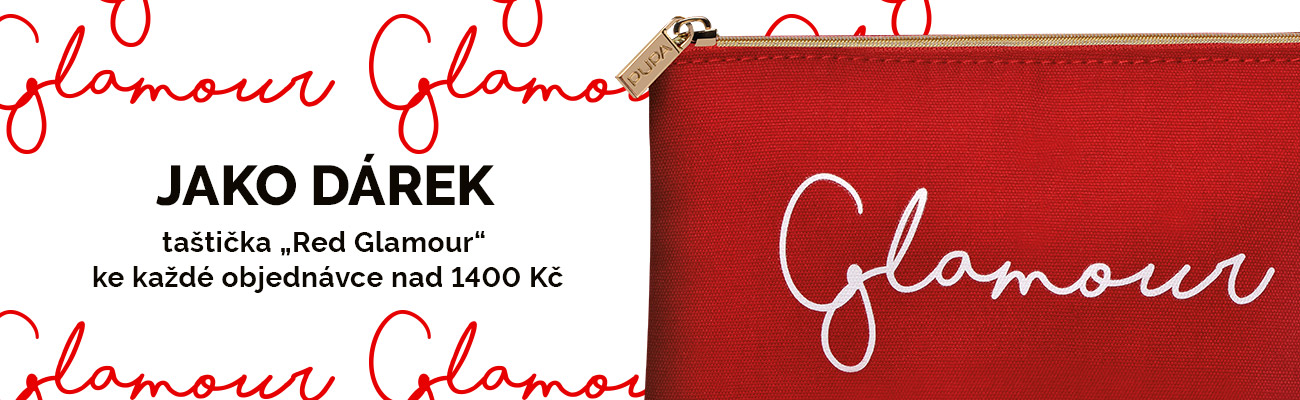 Red Glamour - PUPA Milano