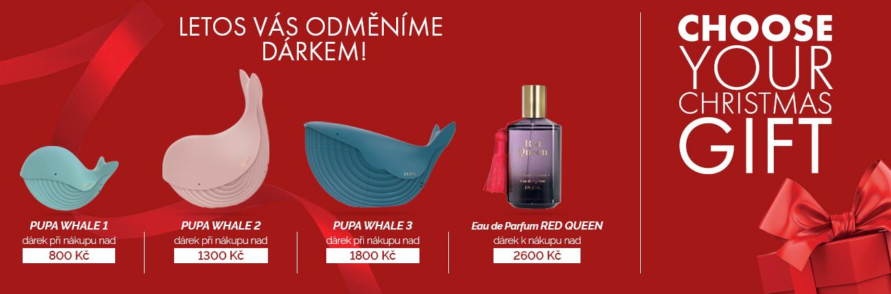 Choose Your Christmas Gift - PUPA Milano