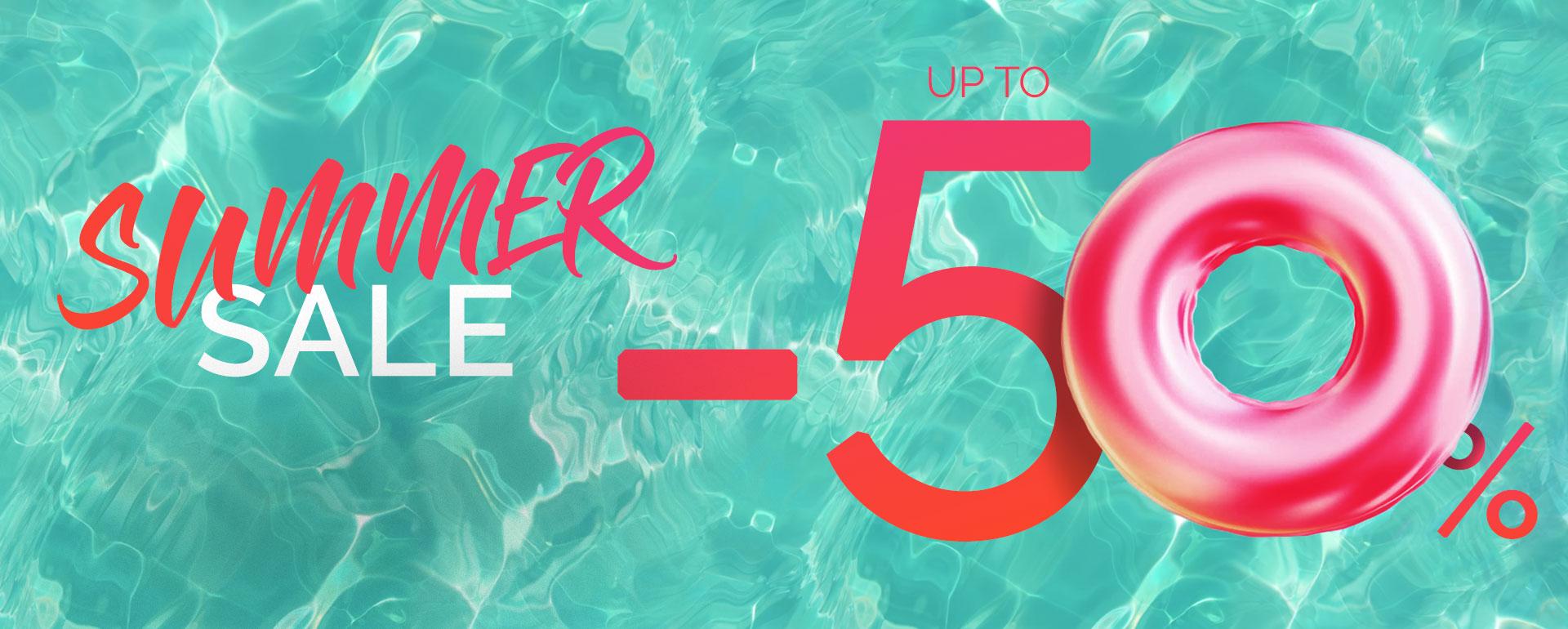Summer Sales - PUPA Milano