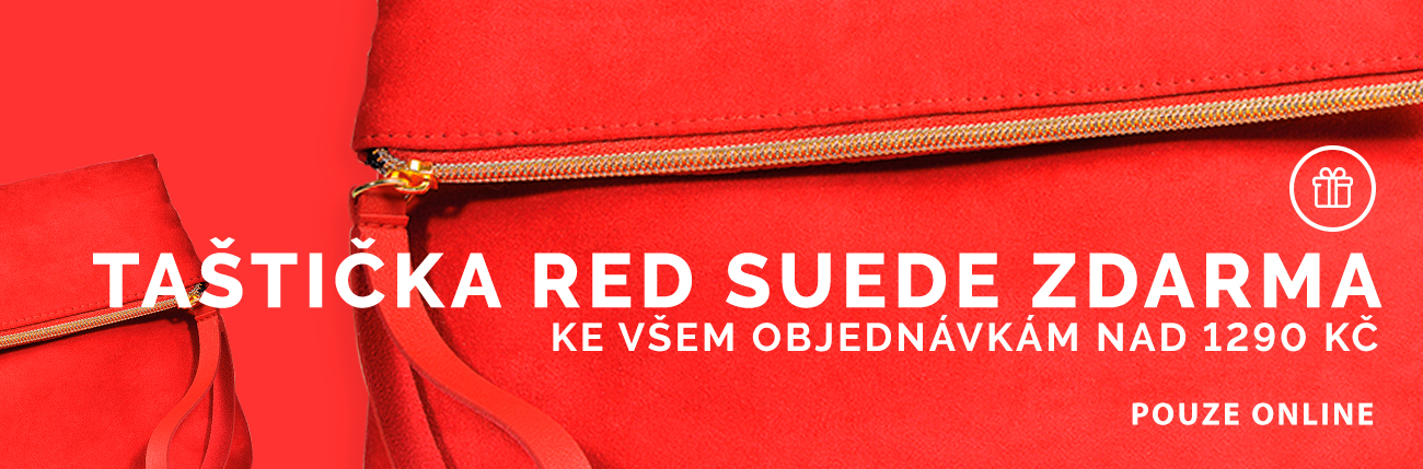 Red Suede - PUPA Milano