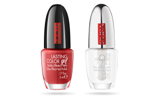 Lasting Color Gel + Multi Nail Care 7 in 1