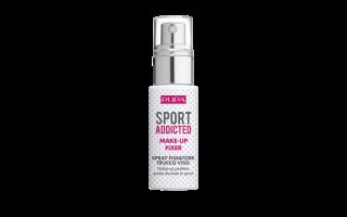 Sport Addicted Make Up Fixer - Face Make-Up Fixing Spray - PUPA Milano