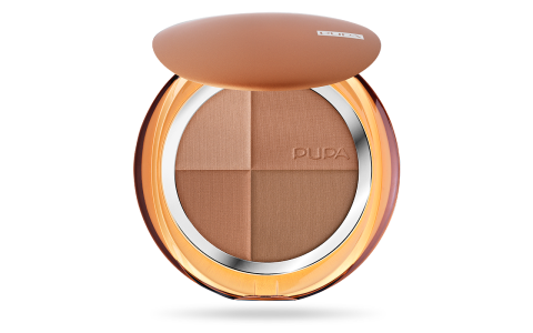 4Sun Compact Bronzing Powder - Multi Effect