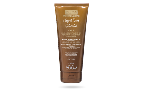 Super Tan Activator 3 in 1