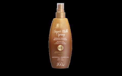 Super Milk Spray Intensive Tanning SPF 15