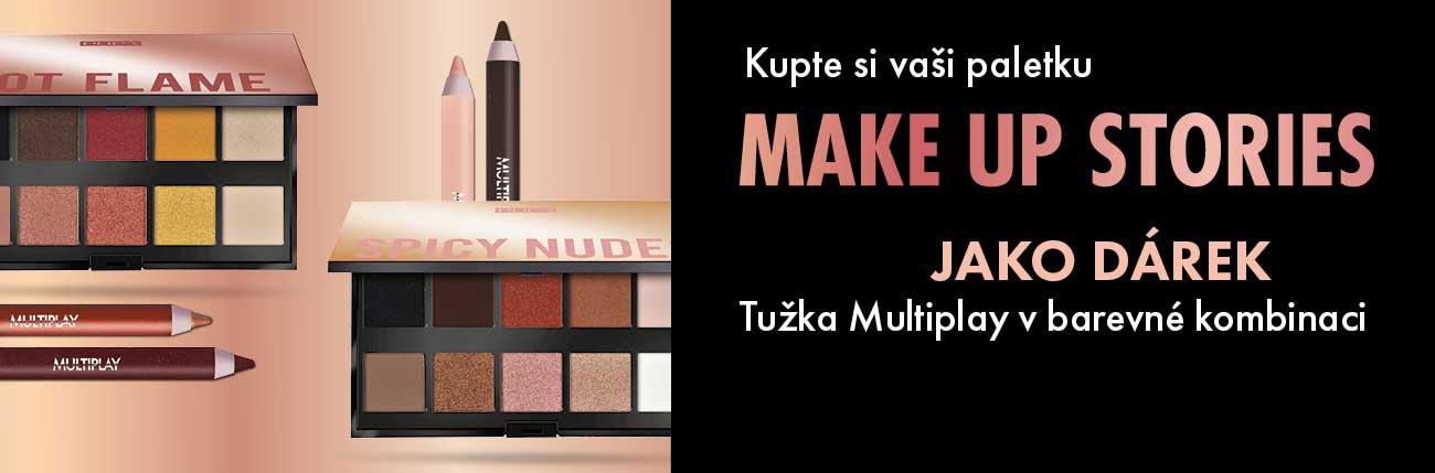 Make Up Stories Promo