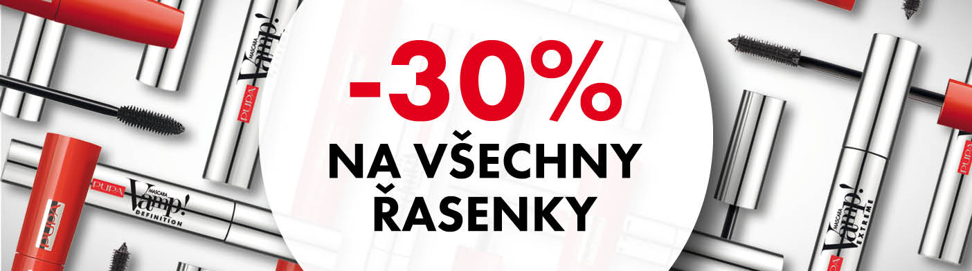 Promo Mascara 30%